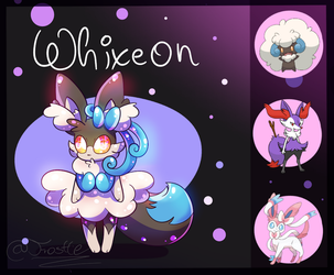 Fusion!!! Whixeon! by frostlie