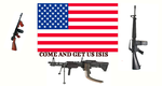COME AND GET US ISIS!! by SCARFACE424242