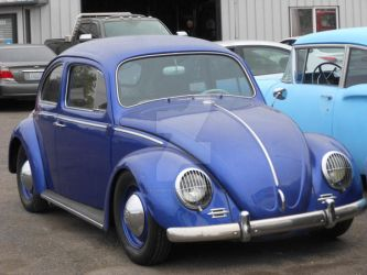 Herbie in Blue by kashmere1646