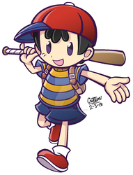 .:Simply Ness - Puyo Puyo 20th-styled:. by CaitlinTheStarGirl