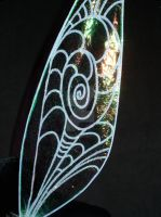 Glow in the Dark Fairy wings by FairyberryBlossoms