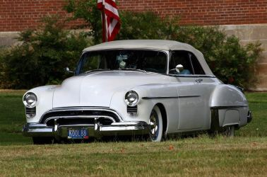 1950 Oldsmobile 88 convertible by finhead4ever