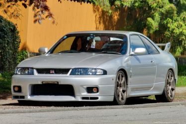 R33 GT-R by SeanTheCarSpotter
