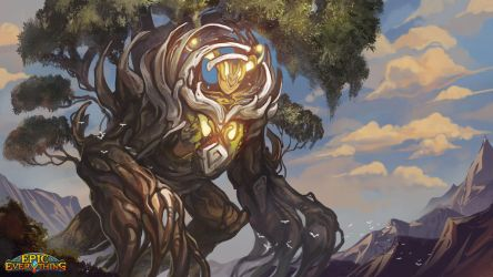 Grovewalker for Epic Everything TCG by anireal