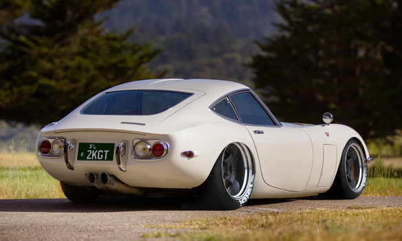 1967 Toyota 2000GT by MuethBooth by rubrduk