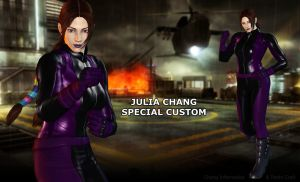 Julia Chang - Special Custom   XPS DOWNLOAD by Pedro-Croft