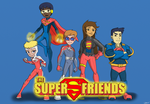 The Super-Friends (Reboot) by Vederick