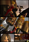 Scarlet vs Tifa: Culmination in Crises Page 17 by BusterMachineArts