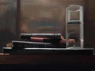 Water and Books by Sythe01