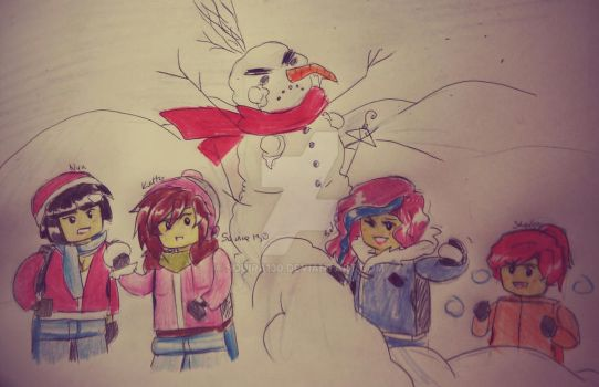 Snow by Squira130
