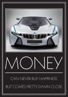 MONEY - MOTIVATIONAL by SouthernDesigner