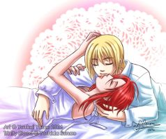 Trinity Blood - Just one Kiss by YoukaiYume
