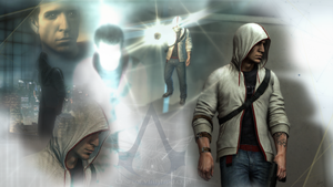 My Name was Desmond Miles by Cespi