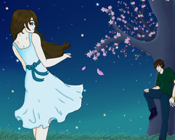 Enchanted Night - Contest Entry by coracat