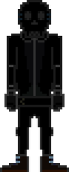 Large Grue Sprite by GreatWyrmGold