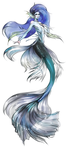 Mermaid boy adopt AUCTION [CLOSED] by opi-um