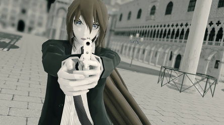 [MMD] Don't Look Back Again by JRoqqs25
