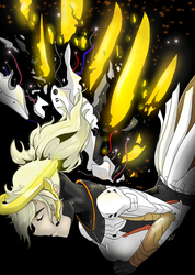 Collapsing mercy by joselyn565