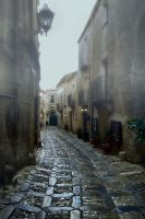Rainy day in Sicily by CitizenFresh