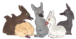 Swunny Babies by CloverCoin