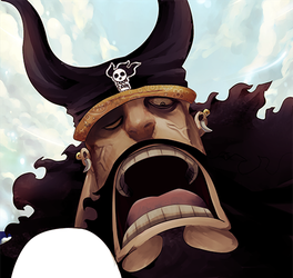 kaido of the 100 beast by Lord-Nadjib