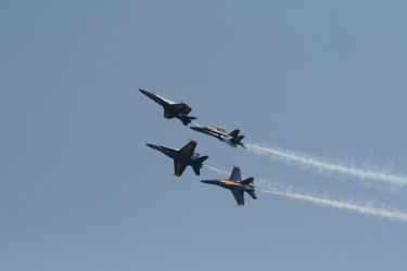 Blue Angles 1 by jdm12983