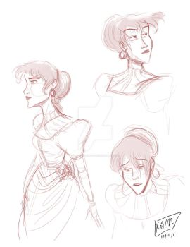 Penelope Sketches