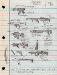 Weapons Study 7 by fatman791