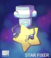 Star Fixer by EnciferART