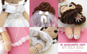 Bride Brooch - Details by Nestery