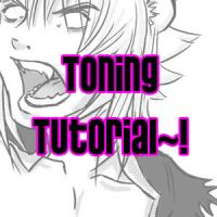 Toning Tutorial by AyakoChan