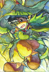 ACEO : Rue by DomDozz