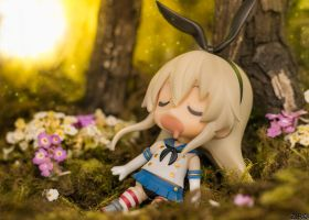 It's time to rest, Shimakaze. by zir0photo