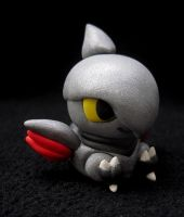 Skarmory Pokedoll Sculpture