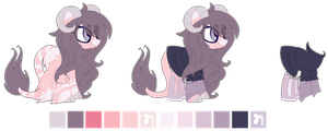 [auction] palette themed pone II closed by lapithyst