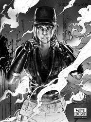 Sonya Blade by flavioluccisano