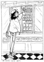 Grocery Shopping by Azuzz