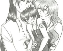 Family Photo by awildchelseaappeared