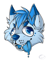 Derp Doggoo YCH 2 [Completed] by NazaKiru