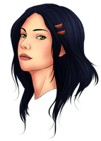 Isabel - Kiriban Prize for Lieren by BrittanyWillows