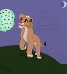 I love lions .Deviant ID. by TLK-Peachii