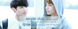 VKook Quotes 1 by NhuTran9896