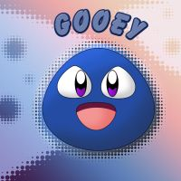 Kirby of the Stars: Gooey by LioSKETCH