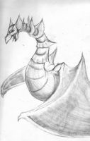 Dragon 4 by wimpified