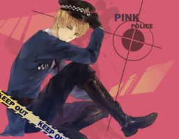 Pink Police by Mano-chan