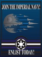 Join the Imperial Navy by wyvernX