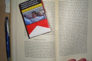 greek cigarettes and a book by lisa-im-laerm