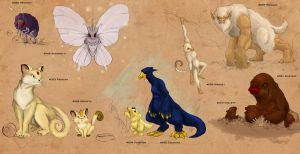 Realistic Pokemon Page 7 by VincenzoNova