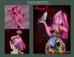 Pinkie Before And After by bookxworm89