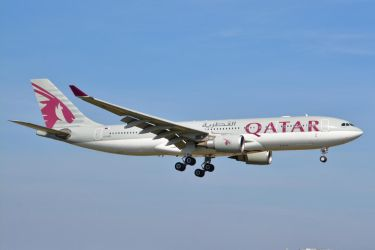A7-ACL - Airbus A330-202 - Qatar Airways by mysterious-one